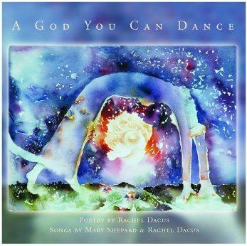 A God You Can Dance - Poems - CD - Rachel Dacus