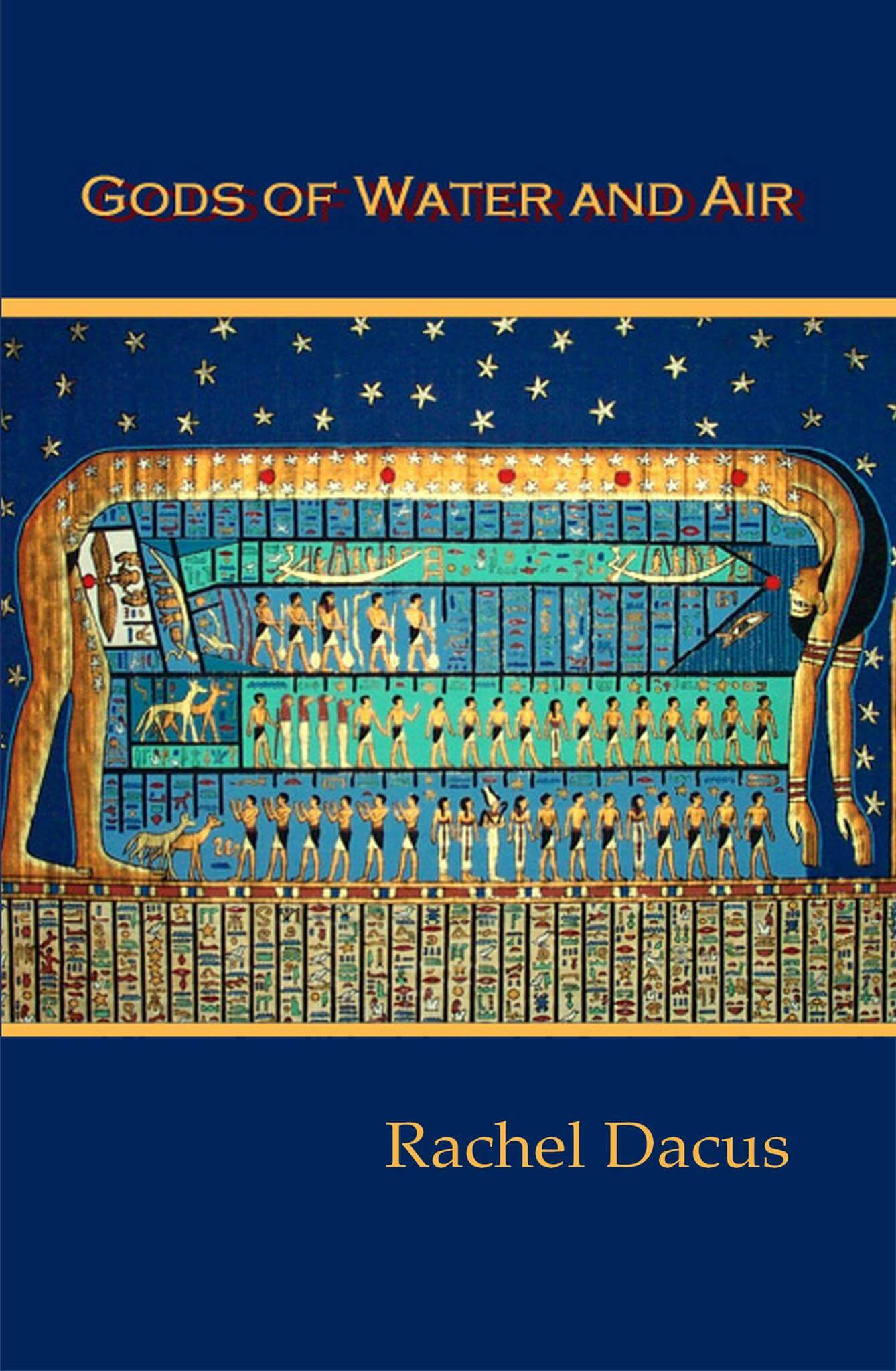 Gods of Water and Air - Rachel Dacus - poetry book