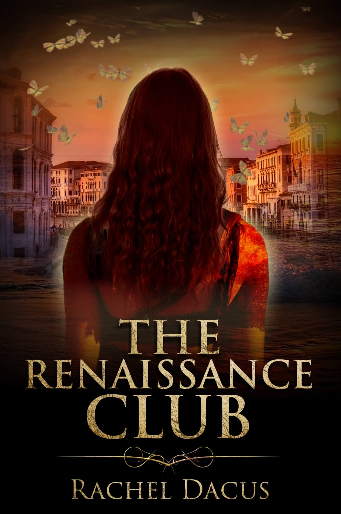 The Renaissance Club by Rachel Dacus, time travel women\\\\\\\\'s fiction novel