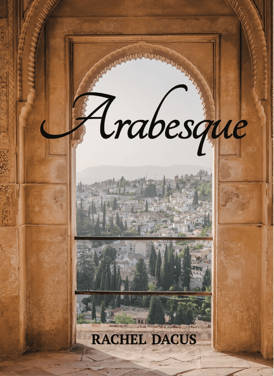 Arabesque front cover